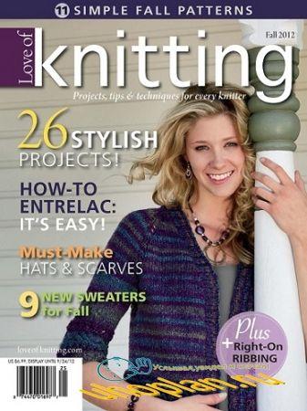 Love of Knitting 2012 Fall