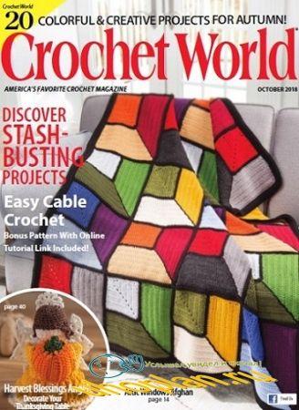 Crochet World Vol.41 №5 2018