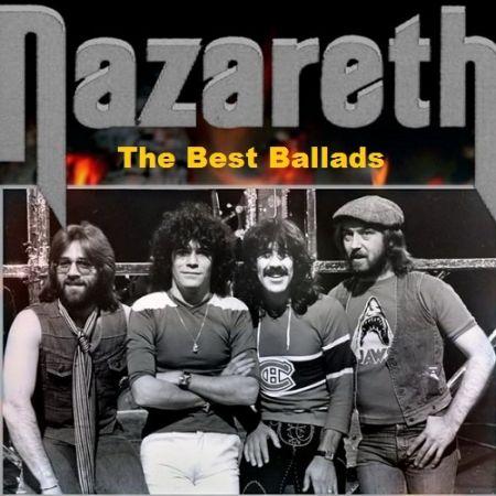 Nazareth - The Best Ballads (2018) MP3