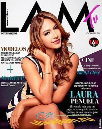 Latin American Model №10 (Октябрь 2018)
