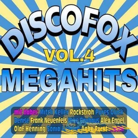 Discofox Megahits Vol.4 (2018)