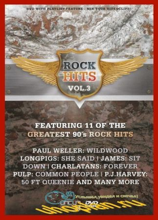 VA - Greatest 90's rock hits (2002) DVDRip