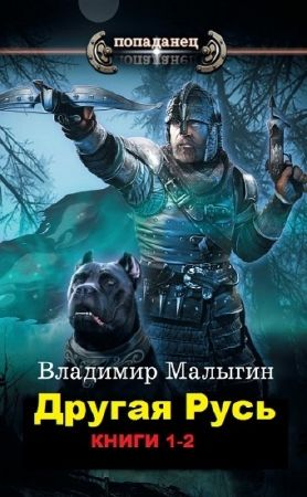 Владимир Малыгин. Попаданец. Другая Русь. 2 книги (2018)