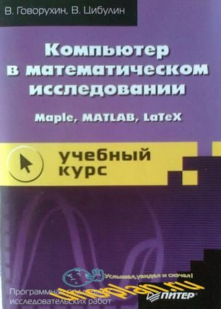 В. Говорухин, В. Цибулин - Компьютер в математическом исследовании