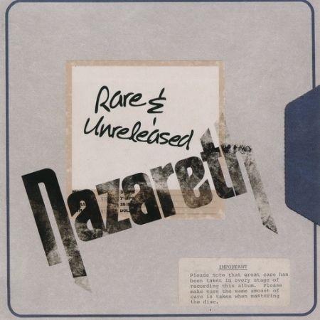 Nazareth - Rare & Unreleased. 3CD (2018) MP3