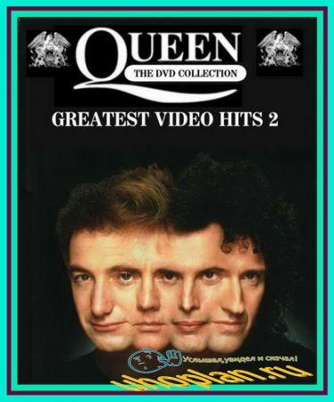 Queen - Greatest Video Hits 2 (2002) DVDRip