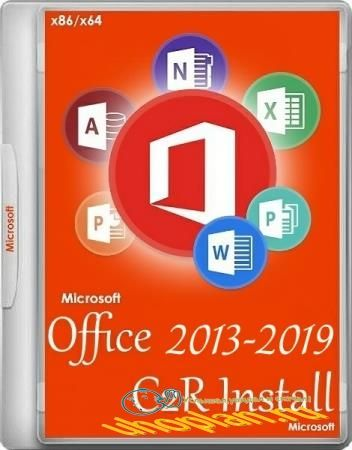 Office 2013-2019 C2R Install / Lite 6.5.6 Portable