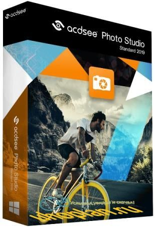 ACDSee Photo Studio Standard 2019 22.1 Build 1146 + Rus