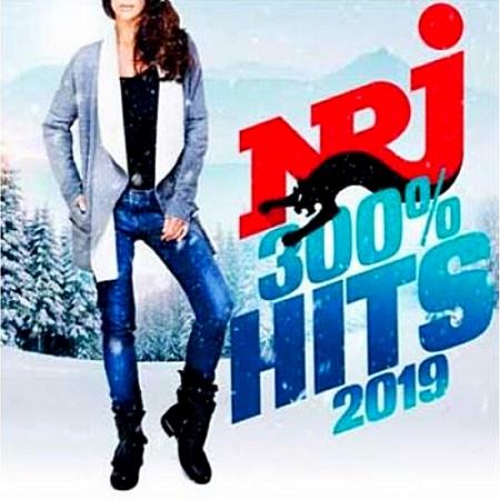 NRJ 300% Hits. 3CD (2019) MP3