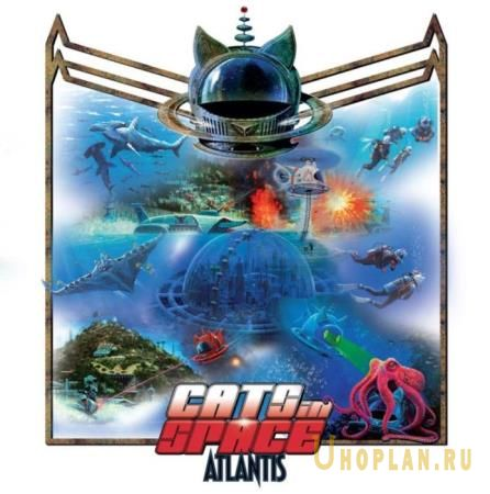 Cats in Space - Atlantis (2021)