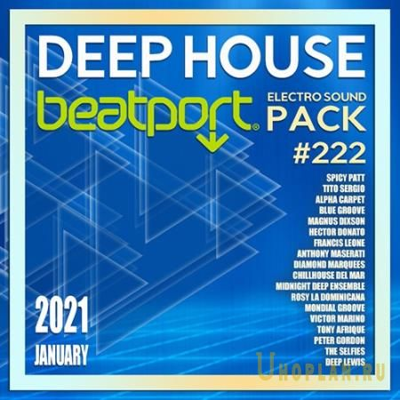 Beatport Deep House: Electro Sound Pack #222 (2021)